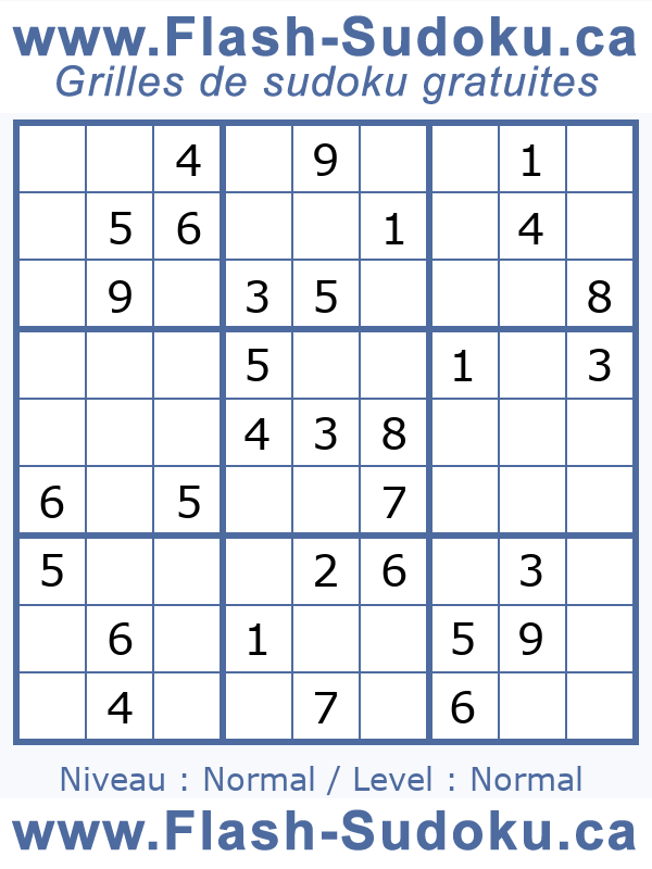 Flash-Sudoku.com 100000 Grids of Sudoku [4X4-6X6-9X9-Kakuro-SquarO-MultiPlayer]